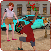 My virtual girlfriend love story