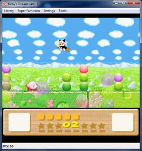 Higan GBA Emulator for PC
