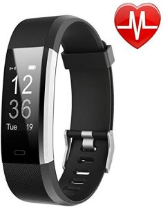 LETSCOM Fitness Tracker HRView