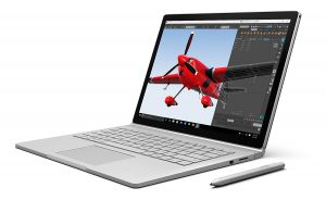 Microsoft Surface Book 13.5″ i5 256GB