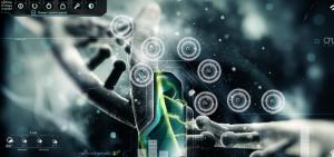 Nanoschematic - Rainmeter Themes