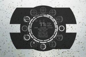 Pog Pack rainmeter theme