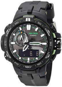 Casio Pro Trek Black Sport PRW-6000Y-1ACR