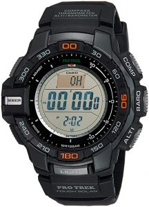 Casio Pro Trek Triple Sensor Digital Sport PRG-270-1