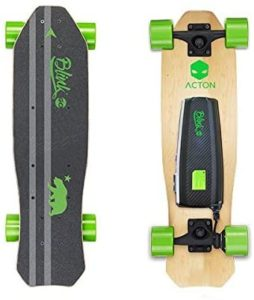 Acton electric skateboard