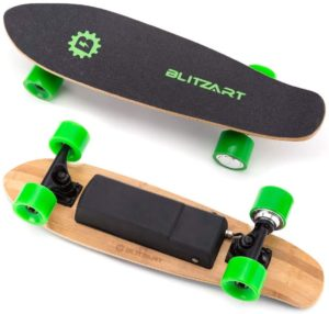 Blitzart-electric-skateboard