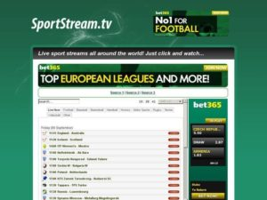 SportStream - whatsontech