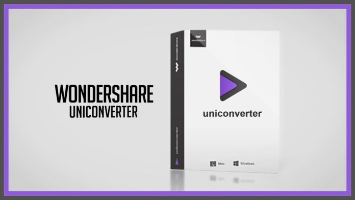 Wondershare UniConverter