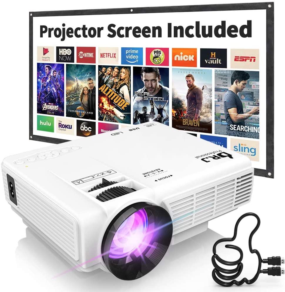 DR.J Budget Projector