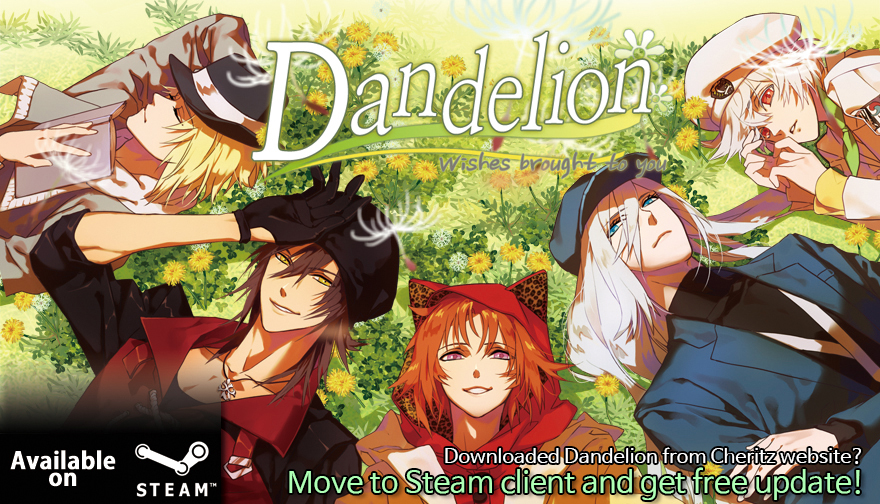 Dandelion – Wishes Brought to You