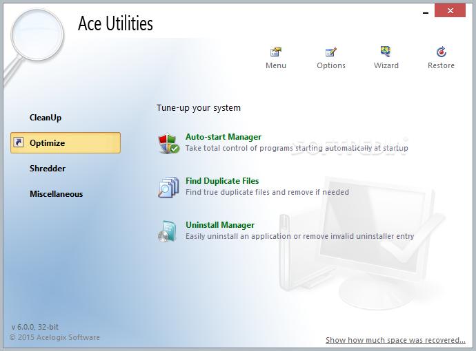 Ace Utility
