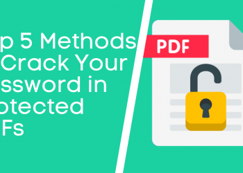 Top 5 Methods to Crack Your Password in Protected PDFs