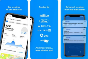 ClimaCell Weather Assistant Will Cover All Of Your Weather Needs