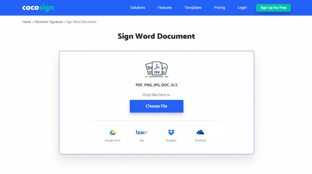How to Sign a Document in Word