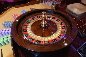 A Chance to Play Live Roulette