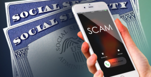 reporting social security scam