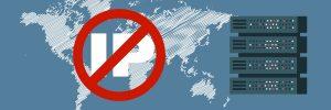 Popular reasons for IP ban