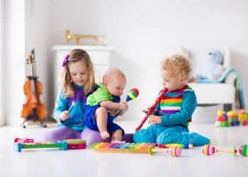 10 Benefits of Music for Toddlers and Ideas on Introducing It