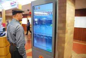 The Benefits of Using Touch Screens or Kiosks on the Company Floor