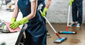 Common mistakes made by cleaning companies