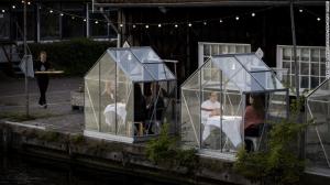 Glass Houses by ETEN Restaurant