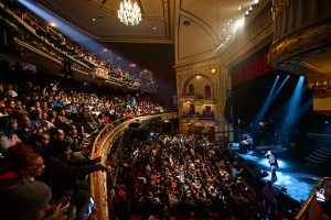 Amazing venues for live events