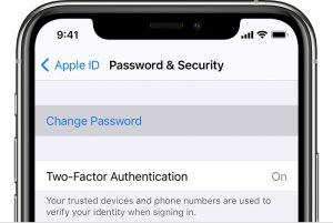 Set Up Two-Factor Authentication for Your Apple Account