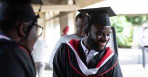 Who awards scholarships?