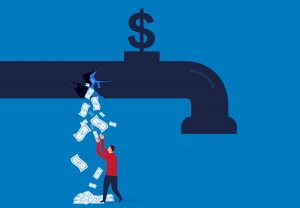 Stop Money From Leaking Out.