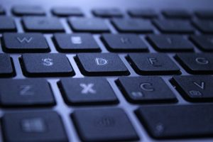 Test the keyboard