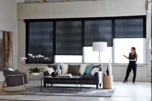 Automated Blinds Will Add Charm