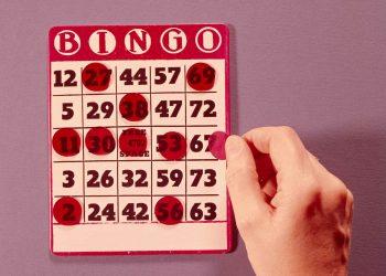 Bingo is for elderly people, or is it