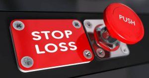 Not using stop loss